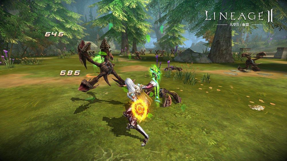 Lineage-II-Blood-Oath-screenshot-8 Veja o trailer e imagens de Lineage II: Blood Oath (Android e iOS)