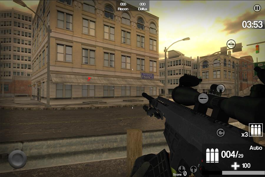 Coalition FPS: mais um jogo para quem NÃO curte Modern Combat 5