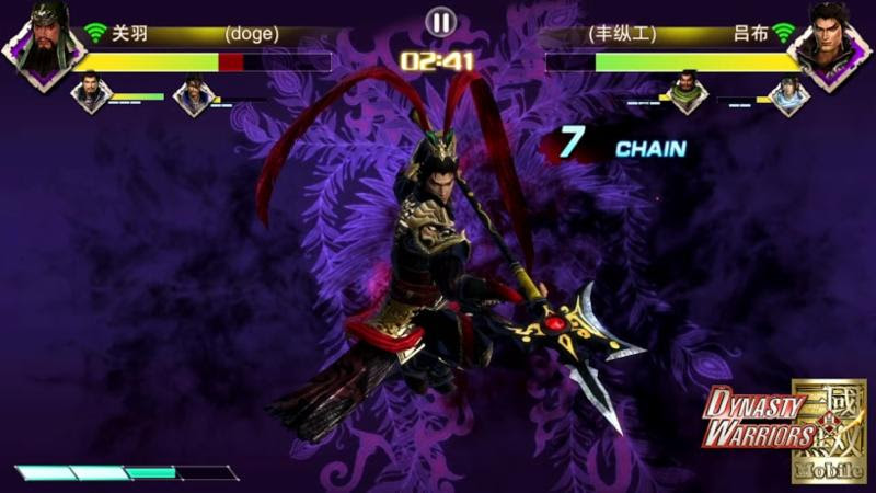 dynasty-warriors-android-ios-3 Dynasty Warriors Mobile anunciado! Mas é um jogo de luta 2D para Android e iOS!