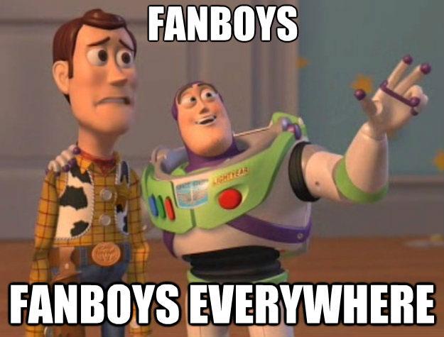 fanboys1 Sites Fanboys? Eles existem! E estão mais perto do que você imagina
