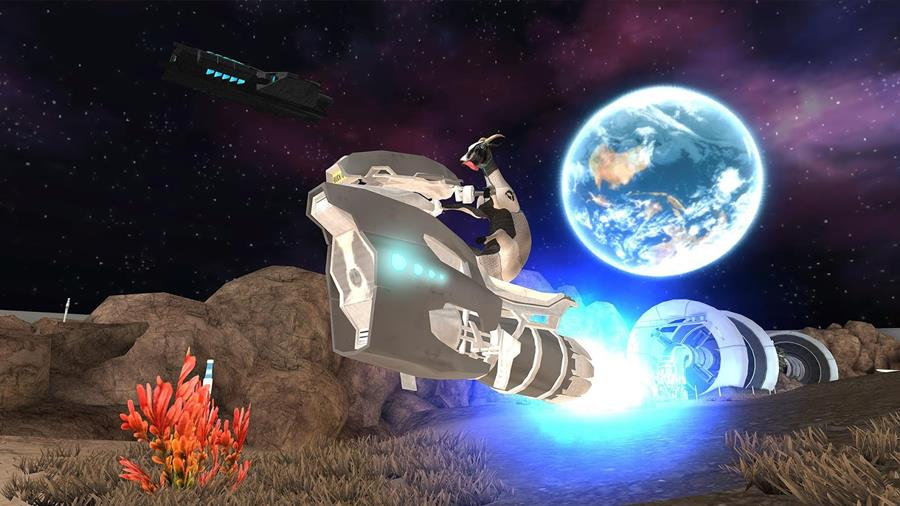 Goat Simulator: Waste in Space Online