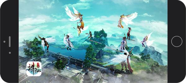 jade-dynasty-mobile-2 Jade Dynasty ganha versão para celulares com gráficos da engine Unity 5