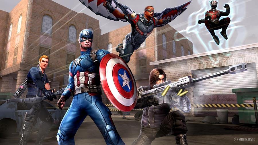 marvel-future-fight-guerra-civil-android-ios Guerra Civil nos celulares: Marvel ergue um império de sucesso no Android e iOS