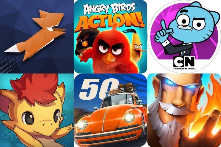 Melhores Jogos para Android da Semana #17 de 2016