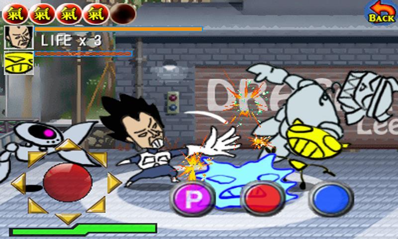 mighty-fighter-2-1 25 Melhores Jogos de Luta OFFLINE para Android e iOS