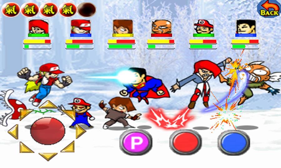 mighty-fighter-2-android Mighty Fighter 2 tem gráficos ruins, mas jogabilidade melhor que a de MK X Mobile