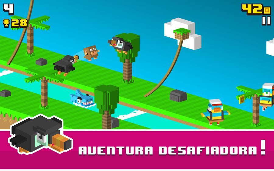 monkey-rope Melhores Jogos para Android da Semana #20 de 2016