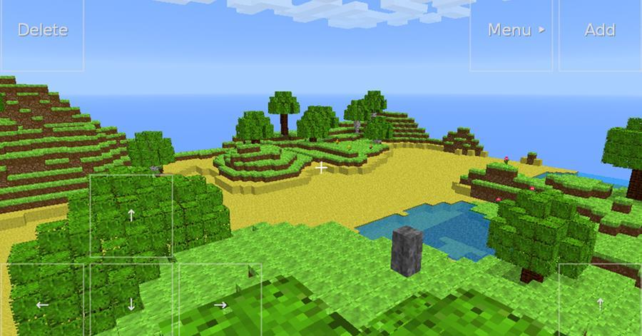 playcraft-android PlayCraft: Um Minecraft Grátis para Android com apenas 4,7 MB