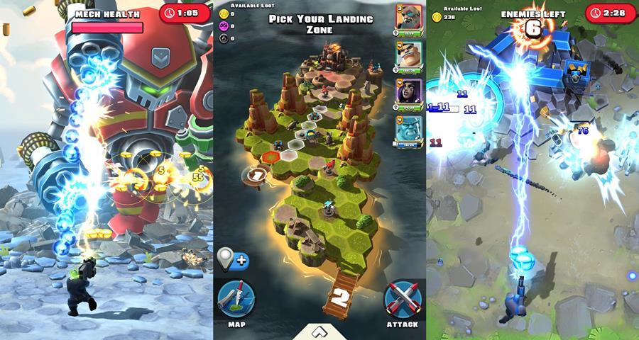 raid-hq-iphone-android Melhores Jogos para iPhone e iPad da Semana #20 de 2016