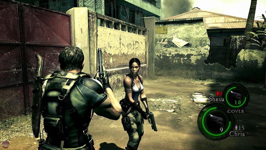 resident-evil-5-android-tv Resident Evil 5 chega ao Android, mas apenas para Nvidia Shield TV