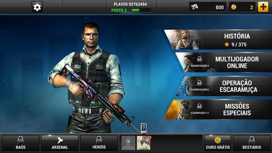 unkilled-atualizacao-android-ios-multiplayer Unkilled: game de tiro ganha atualização com Multiplayer PvP