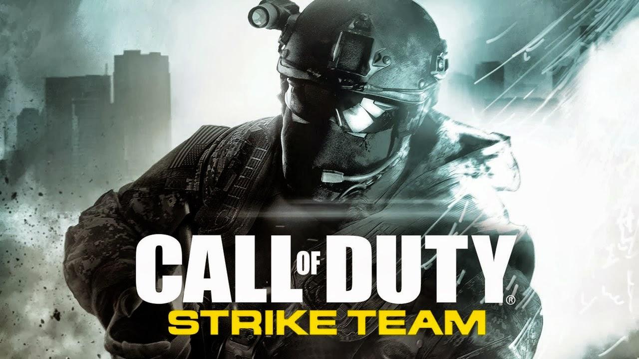 Call-of-Duty-Strike-Team Todos os jogos de Call of Duty estão em promoção no iOS