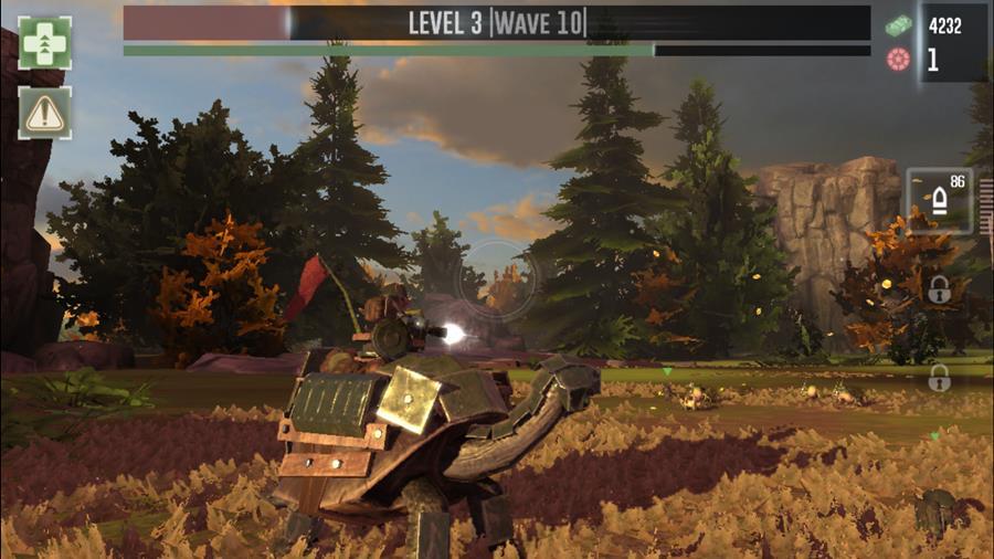 War-tortoise-android Foursaken lança War Tortoise no Android! Baixe Agora!
