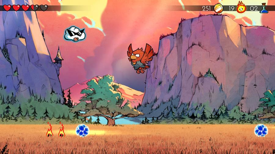WonderBoyTheDragonsTrap-04 Wonder Boy The Dragon's Trap: clássico do Master System vai ganhar remake
