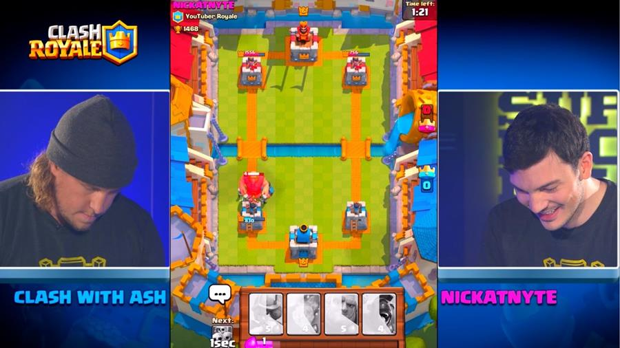 campeonato-clash-royale 7 Dicas para Não Passar Raiva em Clash Royale