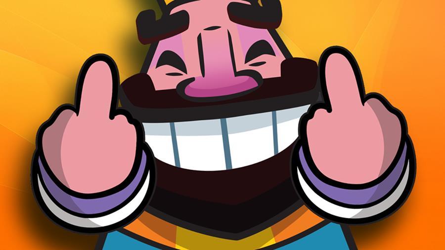 "clash-royale-rage Clash Royale: Supercell começa a ""punir"" jogadores por descer de arena"