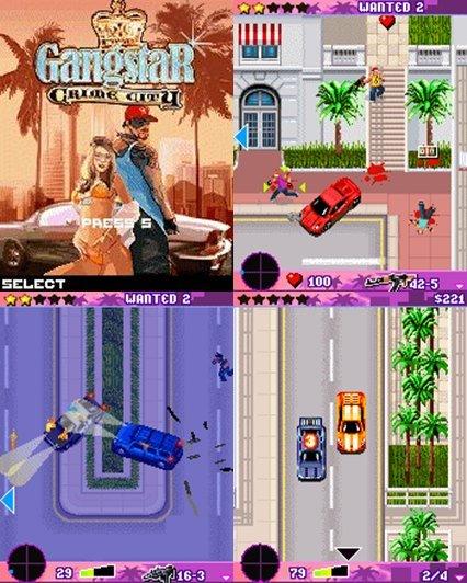 gangstar-crime-city-gameloft-2006 TOP 10 Melhores Jogos Para Celular Java de Todos os Tempos