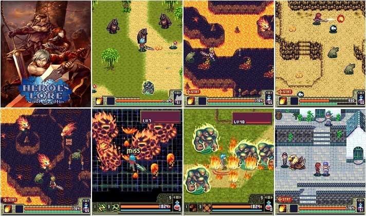 heroes-lore-java-hands-on-2007-1 TOP 10 Melhores Jogos Para Celular Java de Todos os Tempos
