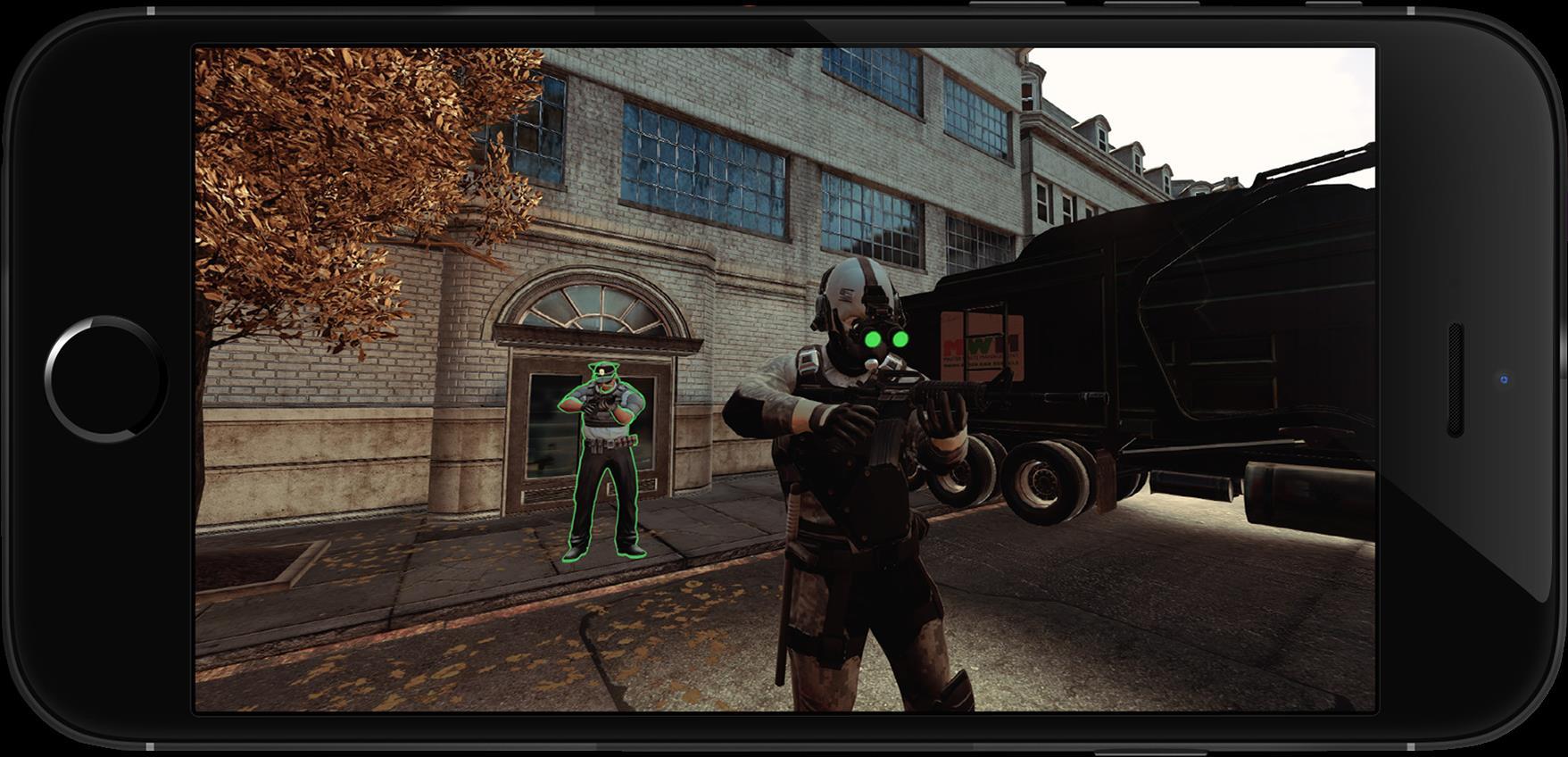 payday-crime-war-android-ios-5 PAYDAY Crime War: estúdio de Dead Effect 2 vai trabalhar no game