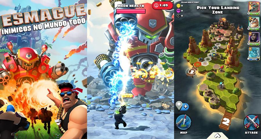 raid-hq Melhores Jogos para Android da Semana #25 - 2016