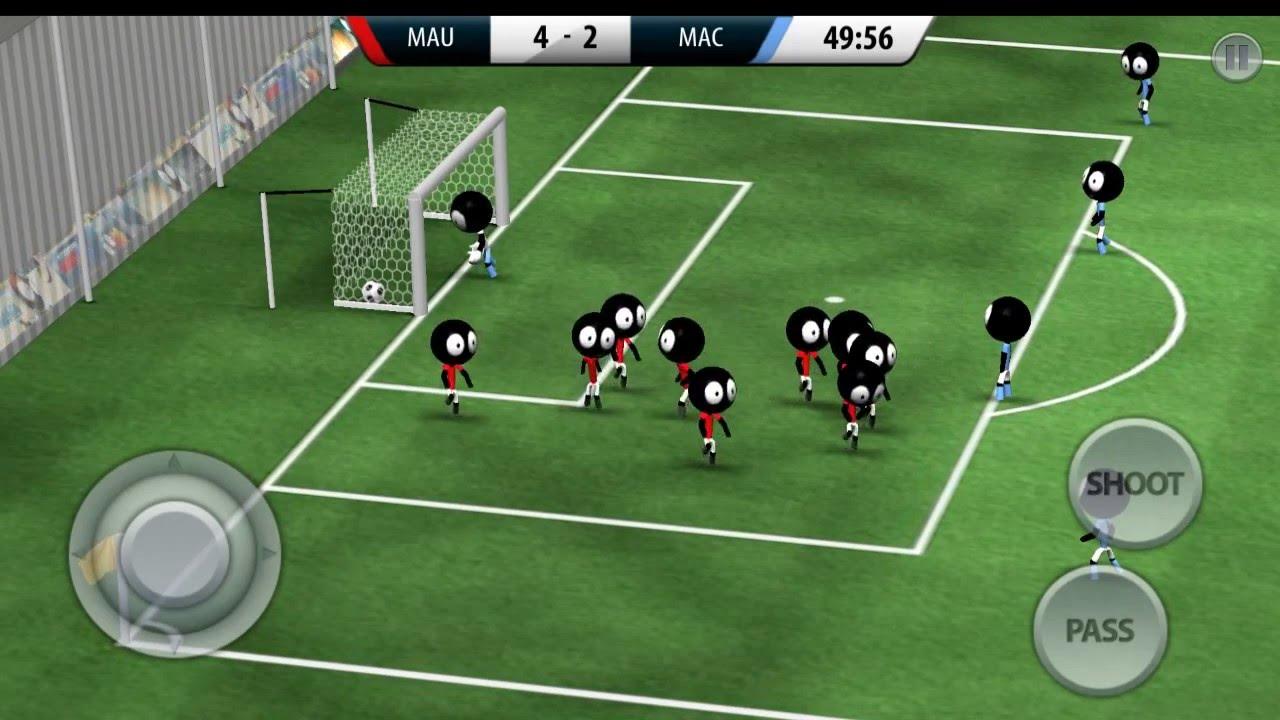 stickman-soccer-2016-android-ios Stickerman Soccer 2016: Jogo de futebol leve, divertido e Offline