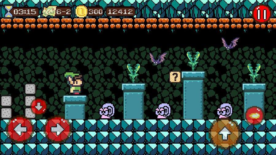 super-jungle-world-of-mario-2 Este Jogo é uma opção para quem procura Super Mario World para Android