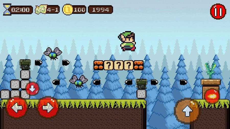 super-jungle-world-of-mario Este Jogo é uma opção para quem procura Super Mario World para Android
