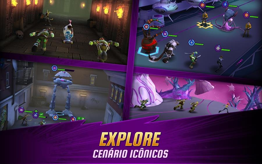 tartarugas-ninjas Melhores Jogos para Android da Semana #23 de 2016