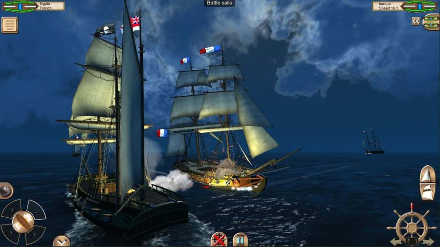 the-pirate-caribbian-android 25 Melhores Jogos de Mundo Aberto OFFLINE do Android e iOS