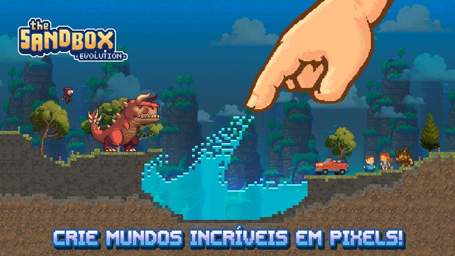 the-sandbox-evolution-android-ios The Sandbox Evolution traz novas possibilidades para os criadores de mundos no Android e iOS