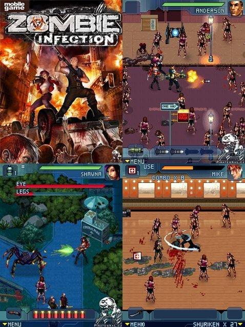 zombie-infection-2008 TOP 10 Melhores Jogos Para Celular Java de Todos os Tempos