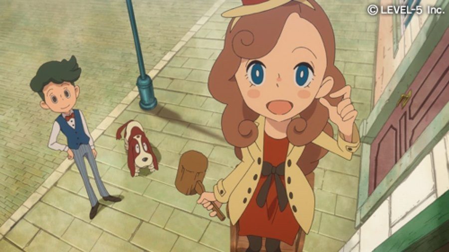Lady-Layton-android-ios-mobilegamer Layton's Mystery Journey no iPhone por apenas US$ 7,99