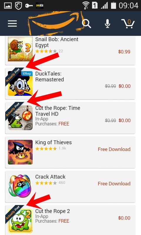 Jogos com o selo Actually Free são completamente grátis e sem compras embutidas.