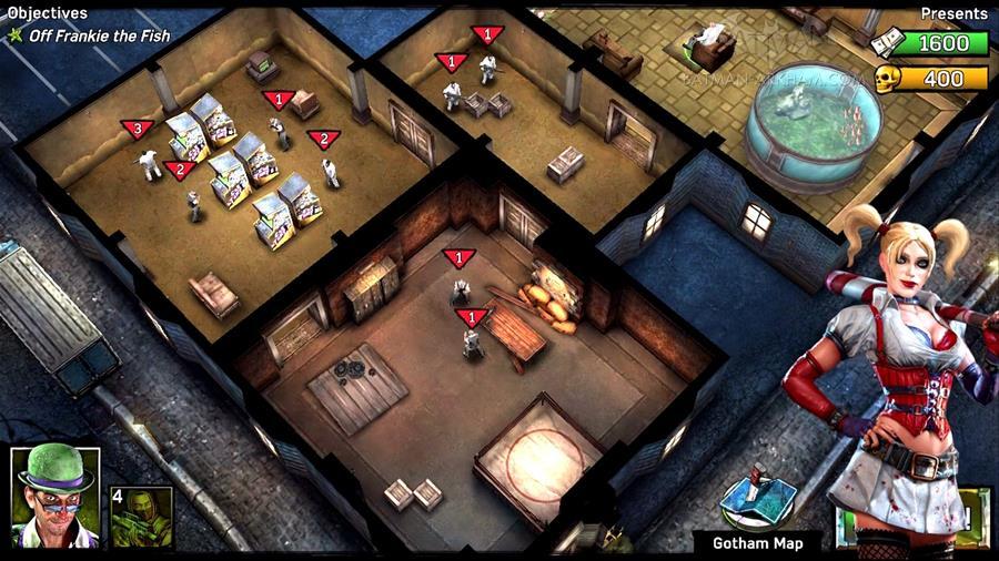 batman-arkham-underworld-iphone-ipad Melhores Jogos para iPhone e iPad da Semana #29