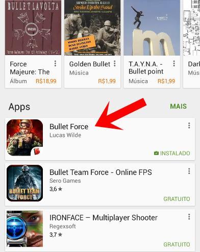 bullet-force-google-play Bullet Force entra em Beta no Android! Veja como Baixar!