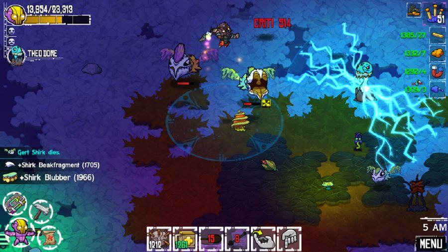 crashlands-android 25 Melhores Jogos de Mundo Aberto OFFLINE do Android e iOS
