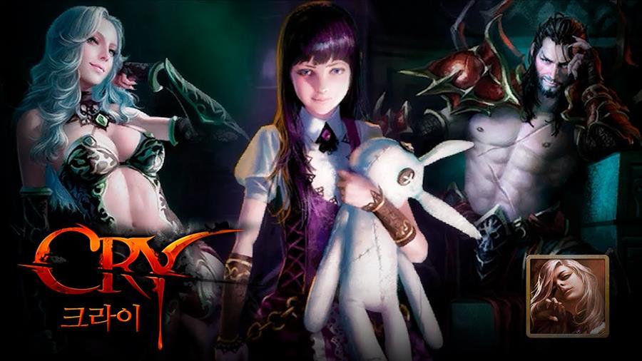 cry-jogo-acao-android-mobilegamer Confira o gameplay de CRY: The Blackened Soul, um dos jogos Android mais bonitos de 2016