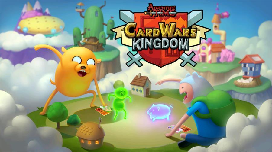 guerra-das-cartas-2-o-reino-android-ios-mobilegamer Cartoon Network lança Guerra de Cartas: O Reino gratuitamente para Android e iOS