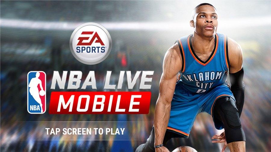 nba-live-mobile-android-ios NBA Live Mobile: Jogo de basquete gratuito da EA para Android e iOS