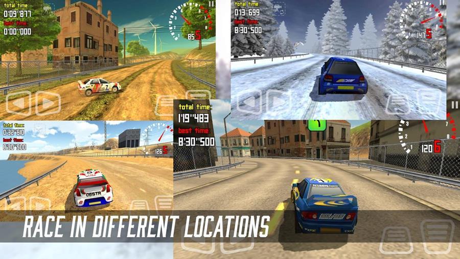 no-limits-rally-android-mobilegamer Melhores Jogos para Android da Semana #29 - 2016