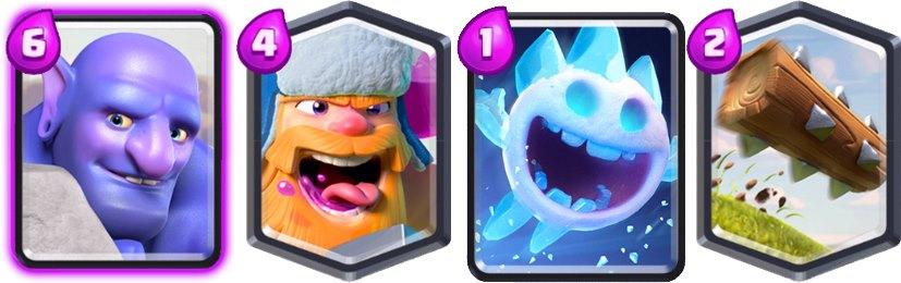 novas-cartas-clash-royale Clash Royale: Saiba tudo sobre a Atualização! Torneios, nova Arena e novas cartas