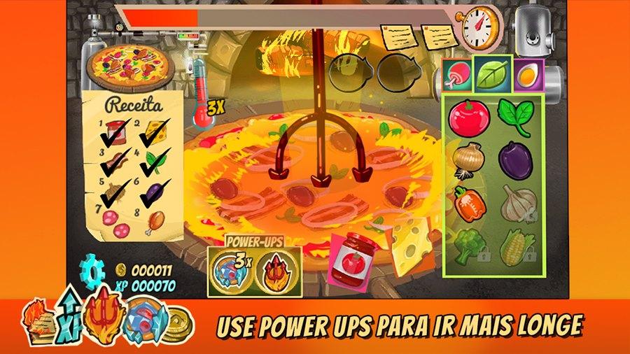 pizza-mania-android-ios-2 Estúdio brasileiro lança o divertido Pizza Mania para Android e iOS