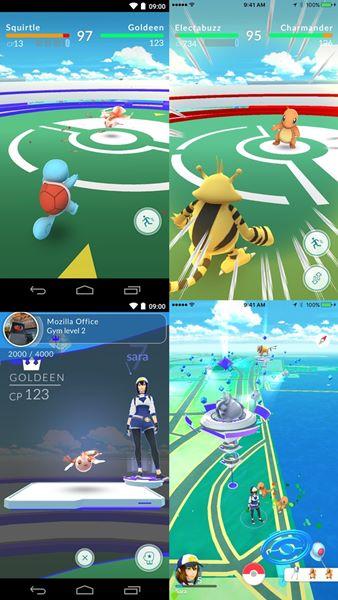 pokemon-go-android-ios-jogo-celular-tutorial-batalhas-ginasios TUTORIAL Pokémon GO: como ganhar moedas PokéCoins de graça
