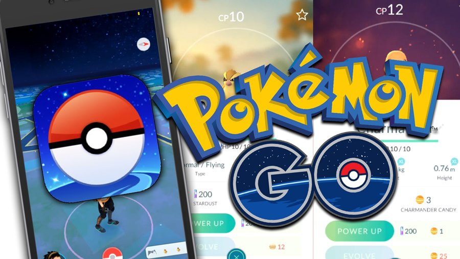 pokemon-go-android-ios-jogo-celular-tutorial Pokémon GO: lançamento nos EUA é marcado por servidores caindo e jogadores irritados