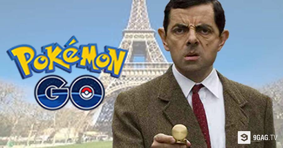 pokemon-go-memes Mr. Bean a GTA: veja as imagens e vídeos mais engraçados sobre Pokémon GO
