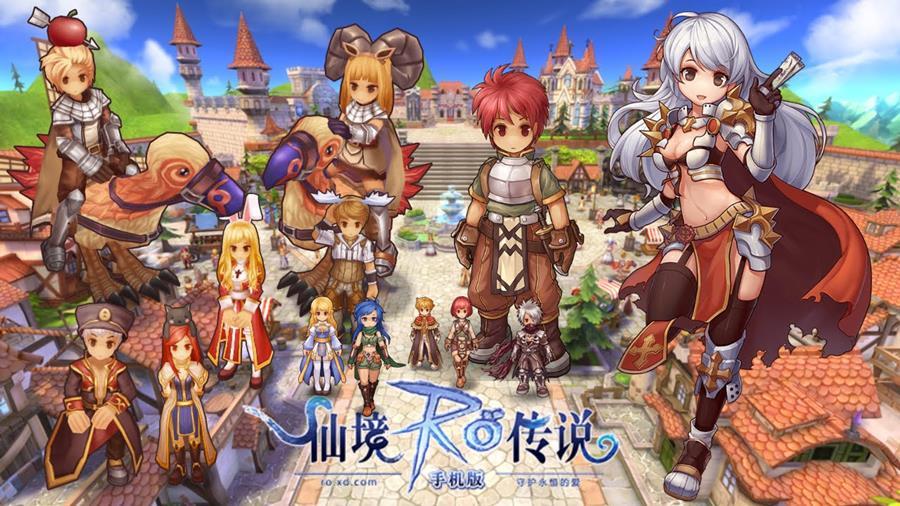 ragnarok-online-dream-mobilegamer-android-ios Ragnarok Mobile Online Dream: Começou o teste beta da nova versão mobile do jogo