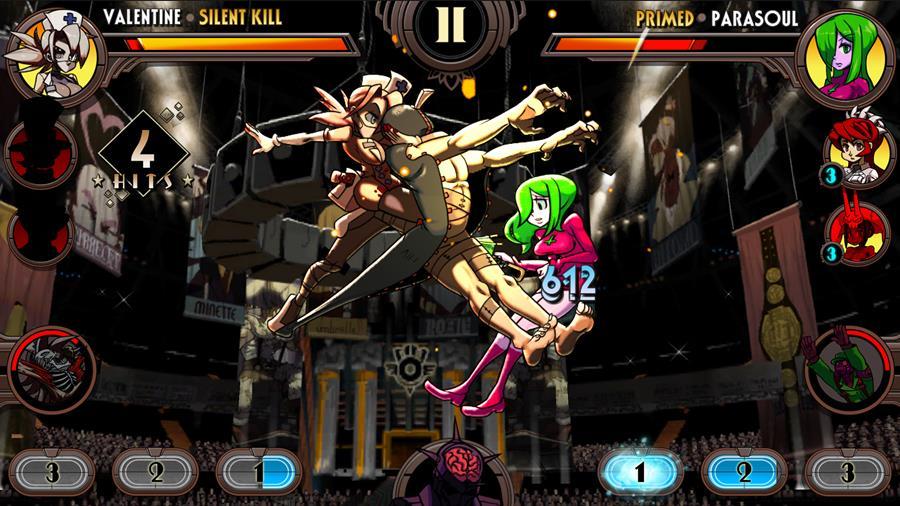 skullgirls-android-ios Game de luta Skullgirls chega ao Android e iOS ainda em 2016