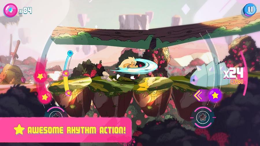 soundtrack-attack-steven-universe-iphone-ipad-android Melhores Jogos para iPhone e iPad da Semana #29
