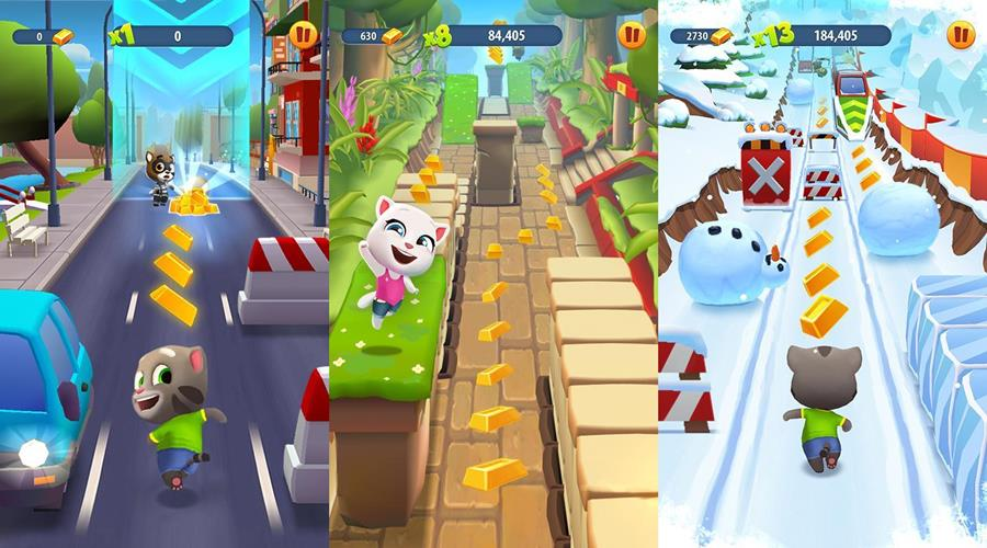 talking-tom-goldrun-android-ios-mobilegamer Talking Tom: Corrida do Ouro é o novo game do gatinho mais popular do Android