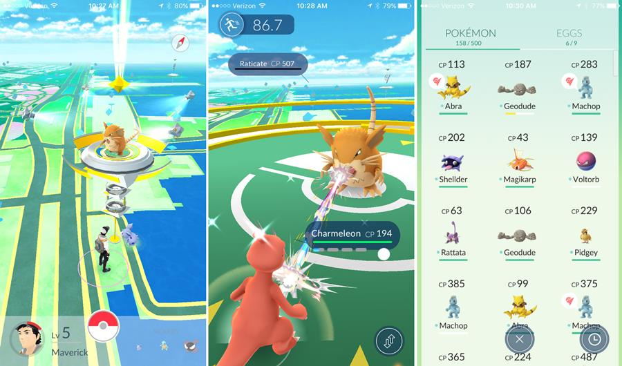 tutorial-pokemon-go-ginasios-mobilegamer Melhores Jogos para Android da Semana #31